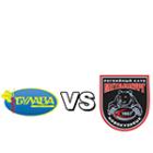Статистика матча «Булава» — «Металлург»