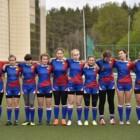 Женский «Металлург» – победитель 1-го этапа Федеральной лиги