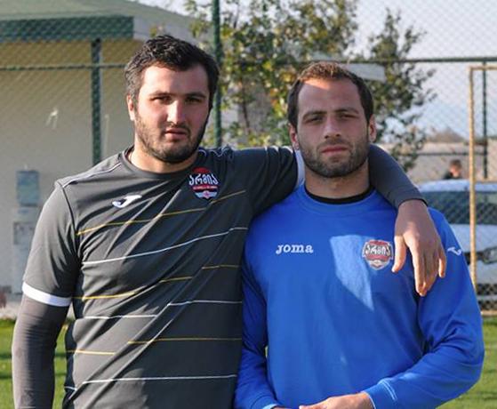 Сергуладзе и Дараселия