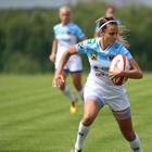Женский «Металлург» одержал дебютную победу в высшем дивизионе чемпионата страны!