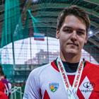 Новокузнечанин принял участие в тренировочном цикле сборной России