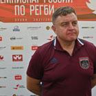 Вячеслав Шалунов: «В нужный момент не смогли преобразовать игровое преимущество в очки»
